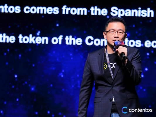 Contentos - Dự án Public Blockchain về nội dung số nhận được đầu tư khủng từ Binance