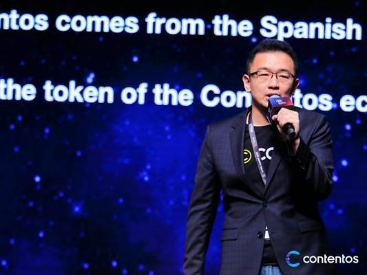 du an public blockchain noi tieng - contentos(cos) da tham gia ogc global roadshow tai my