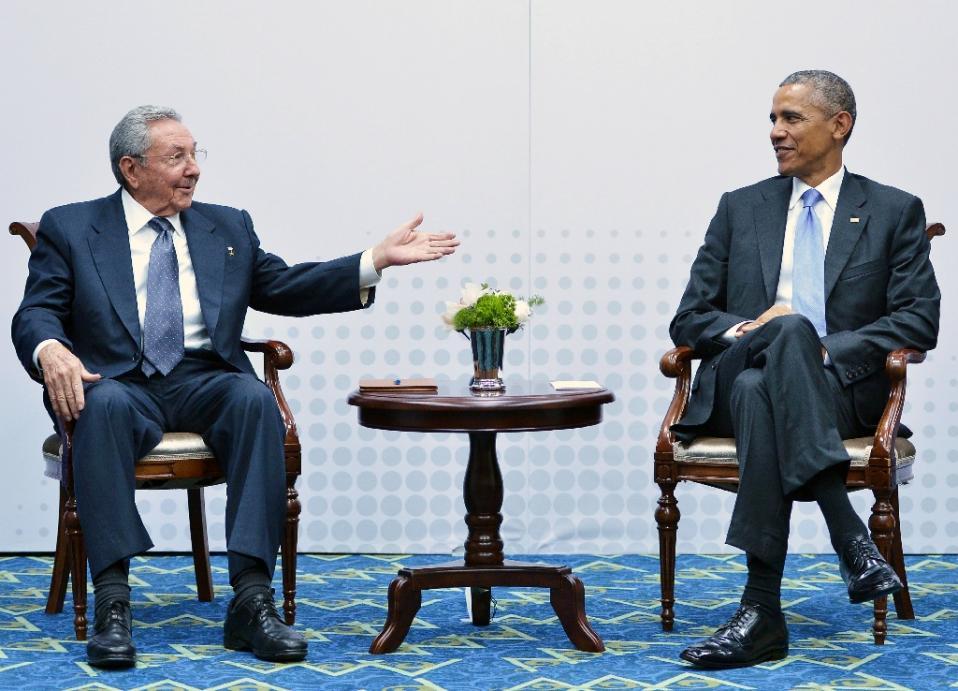 Chủ tịch Cuba, Tổng thống Mỹ và Giáo hoàng thúc đẩy việc bỏ cấm vận Cuba