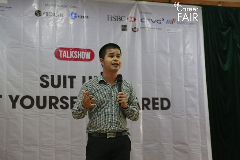 talkshow: suit up! get yourself prepared
