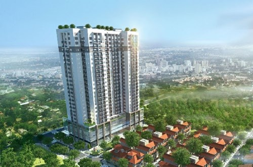 Thanh Xuân Complex - Dự án mới trong khu đô thị Hapulico