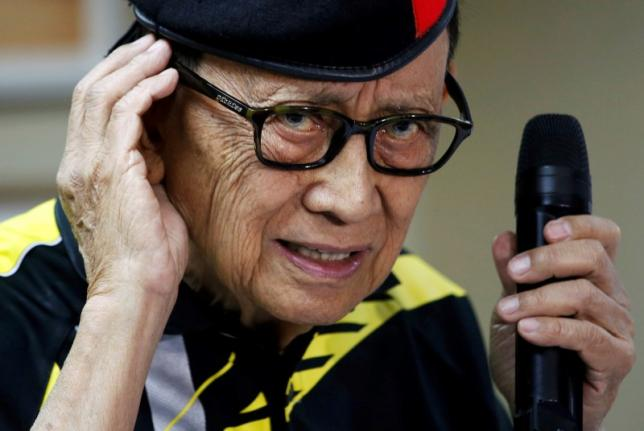 cuu tong thong philippines fidel ramos. (nguon: alchetron.com)