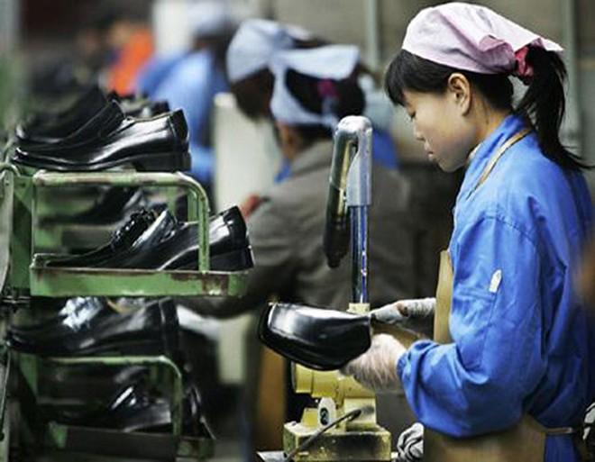 Da giày và mục tiêu xuất khẩu 17 tỷ USD