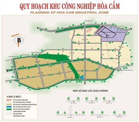 Đà Nẵng thành lập mới 3 Khu công nghiệp Hòa Nhơn, Hòa Ninh và Hòa Sơn