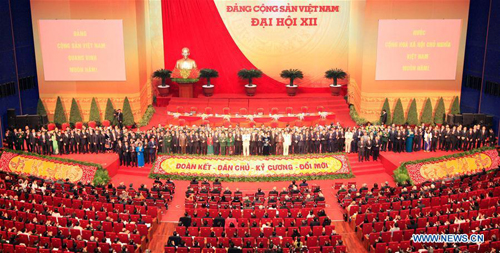 Báo quốc tế nói về cơ hội phát triển kinh tế Việt Nam sau Đại hội XII