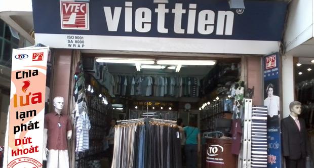 May Việt Tiến 'xoay xở' trước mục tiêu tỉ USD