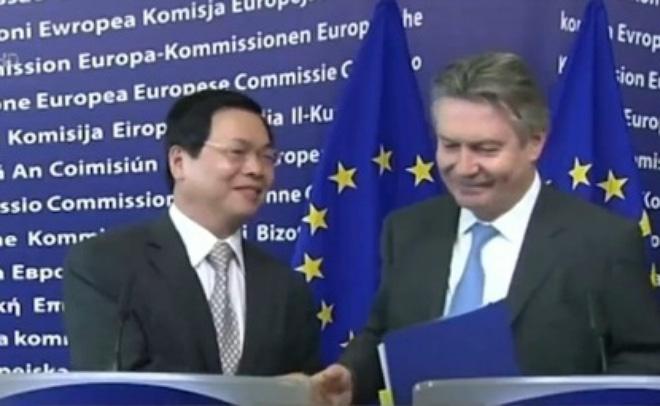 Nhìn lại 14 phiên đàm phán Hiệp định Thương mại tự do Việt Nam và EU
