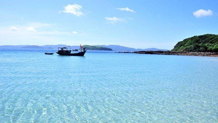 Chạm chân đến những hòn đảo đẹp hơn Maldives ở Việt Nam