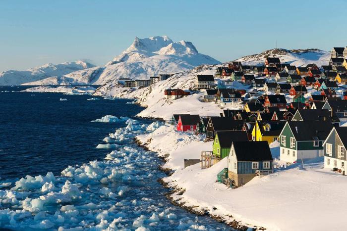 Những hòn đảo lạ lùng trên thế giới