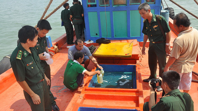 Tin Việt Nam - tin trong nước đọc nhanh sáng 17-04-2016
