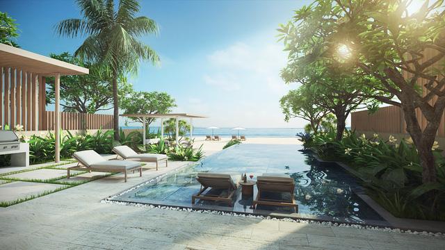 Đầu tư bất động sản nghỉ dưỡng biển – dòng tiền tăng trưởng tự nhiên bền vững