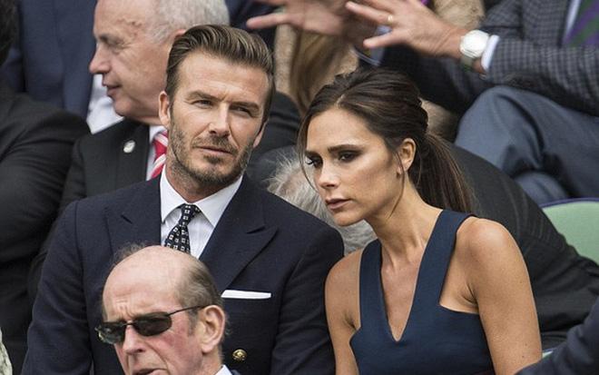 David Beckham vung tiền giải cứu đế chế thời trang của vợ