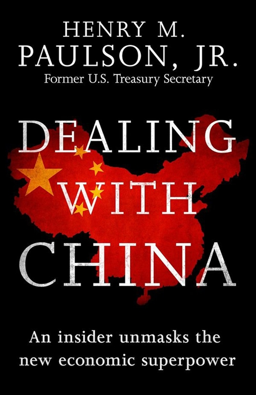 "bia cuon sach ""dealing with china"". anh: business insider/twelve"