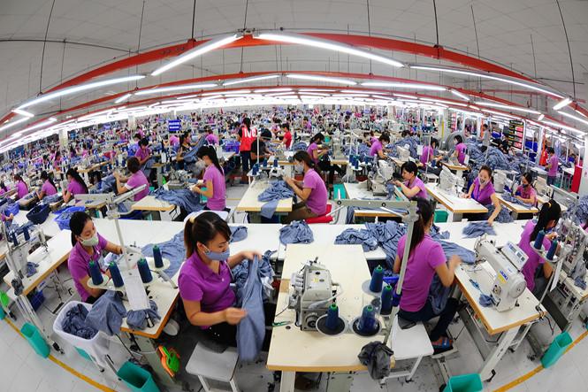 Dệt may Trung Quốc mất dần năng lực cạnh tranh
