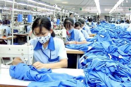 9 tháng xuất khẩu dệt may đạt hơn 17 tỷ USD, tăng 10,6% cùng kỳ 2014