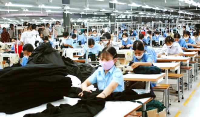'Thuế ngành dệt may vào Mỹ cao nhất trong các nước TPP'