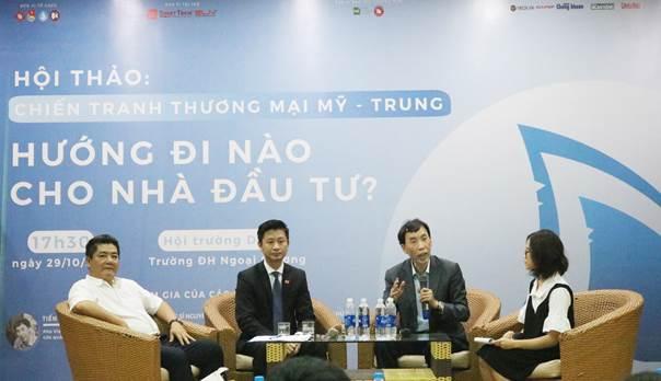 Chiến tranh thương mại Mỹ - Trung: Căng thẳng leo thang, cơ hội nào cho thị trường Chứng khoán Việt Nam?