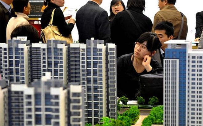 Trung Quốc đối mặt nguy cơ thừa cung địa ốc