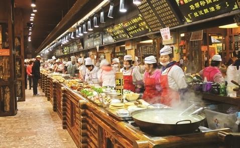 Trung Quốc chật vật với nền kinh tế dịch vụ