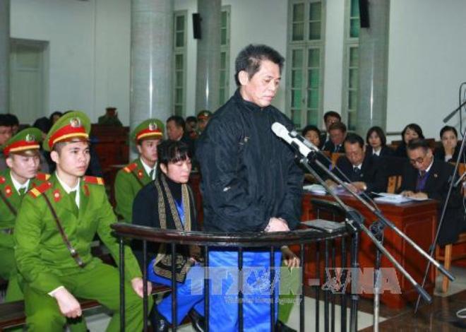 Diễn biến xét xử vụ tham nhũng tại Agribank Nam Hà Nội ngày 22/12