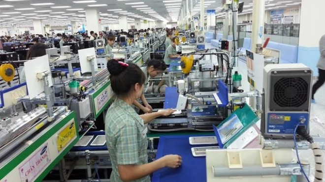 Việt Nam là quốc gia xuất khẩu điện tử lớn thứ 12 thế giới