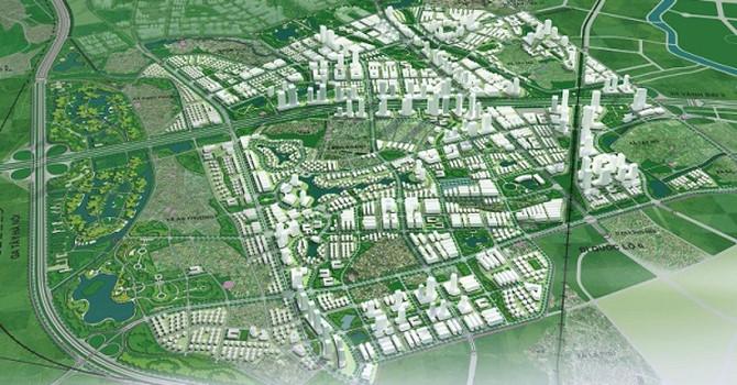 Hà Nội điều chỉnh quy hoạch phân khu đô thị S3 ở huyện Hoài Đức