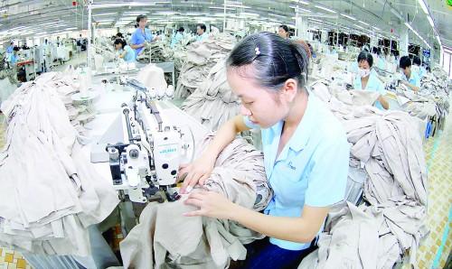 Xuất khẩu dệt may khó đạt mục tiêu 30 tỷ USD