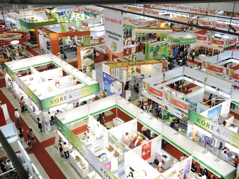 Doanh nghiệp trở lại với Vietnam Foodexpo 2016