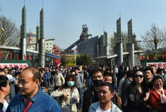Doanh nghiệp Trung Quốc nợ như chúa Chổm