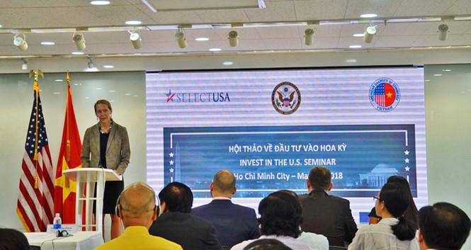 Doanh nhân Việt Nam hứng thú đầu tư vào Mỹ
