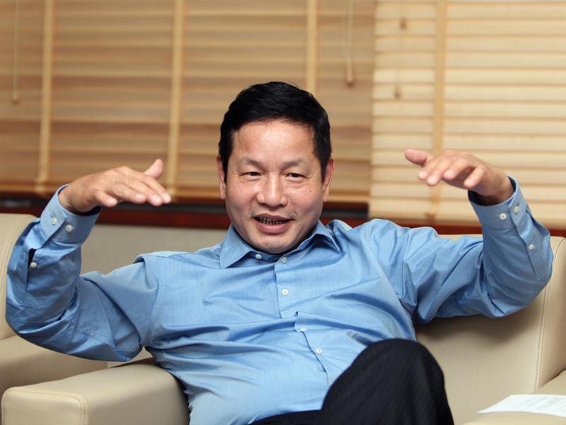 Ông Trương Gia Bình: Tiết kiệm từng tháng ngày, sống với ước mơ lớn