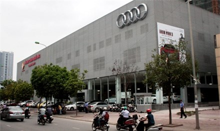 showroom audi ha noi.