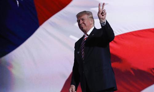 Dự APEC Việt Nam, Trump có thể đã định hình chính sách châu Á