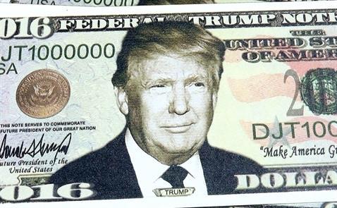 USD suy yếu: Trump đang làm nước Mỹ mất đi sự 'vĩ đại'?
