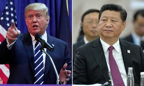 Khúc mắc Mỹ - Trung trước cuộc gặp thượng đỉnh