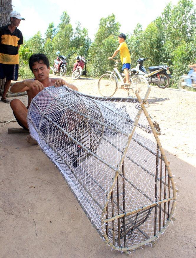 Đồng bằng sông Cửu Long thiếu nước ngọt trầm trọng