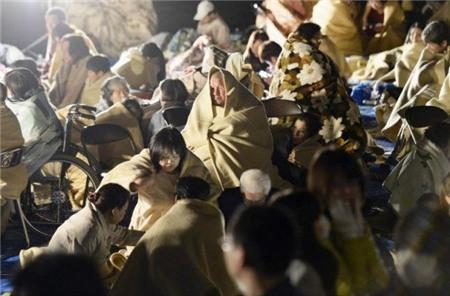 Động đất mạnh ở Nhật Bản, ít nhất 9 người chết