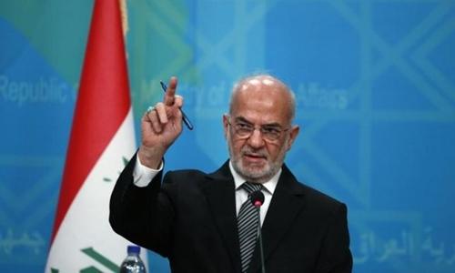 ngoai truong iraq ibrahim al-jaafari. anh:reuters.