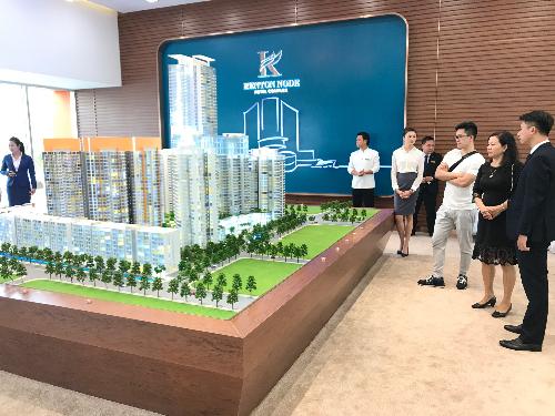 Dự án tỷ USD tại Nam Sài Gòn tái khởi động