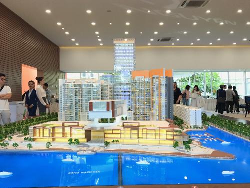 Thị trường bất động sản: Dự án Kenton rã băng