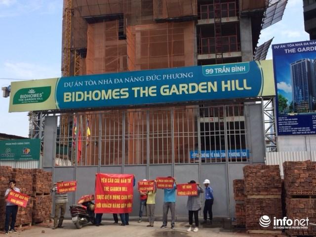 Hà Nội: Chủ đầu tư 'đá bóng', góp vốn 7 năm không ký được hợp đồng mua nhà
