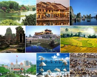 Tháng 6: Lượng khách du lịch đến Việt Nam tăng 29,8% so với cùng kỳ