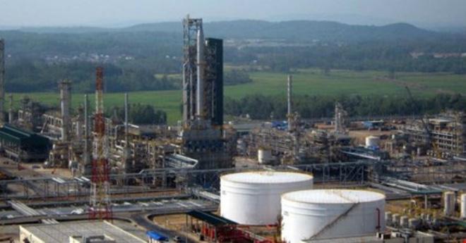 Bất chấp giá dầu sụt giảm, doanh thu lọc dầu Dung Quất đạt gần 95.000 tỷ đồng