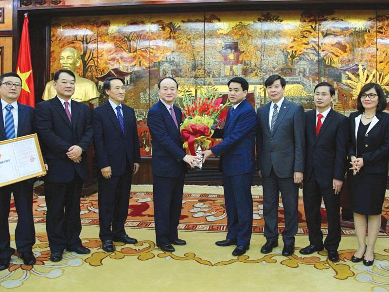 Samsung xây trung tâm R&D tại Hà Nội: Việt Nam được gì?