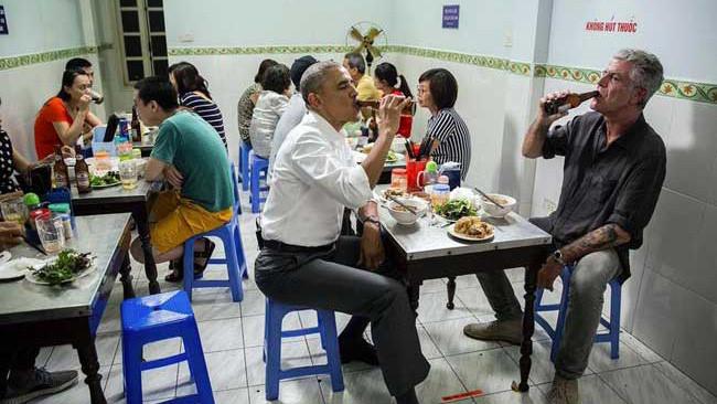 """Được Tổng thống Obama """"PR miễn phí"""", lợi nhuận Habeco vẫn lao dốc"""