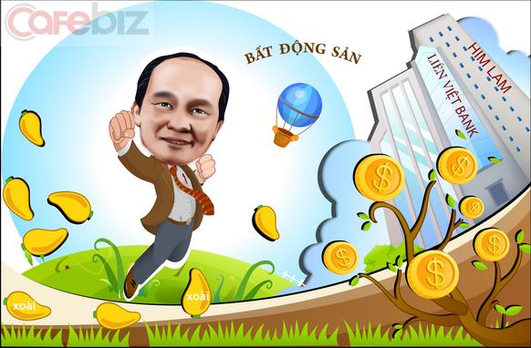 Người buôn xoài trở thành ông chủ Him Lam, LienViet PostBank