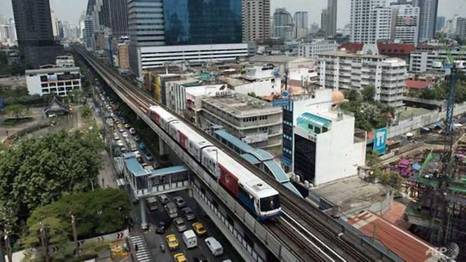 Thái Lan xây đường sắt 5,2 tỉ USD kết nối Trung Quốc
