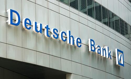 deutsche bank hien la ngan hang lon nhat duc. anh:telerisk