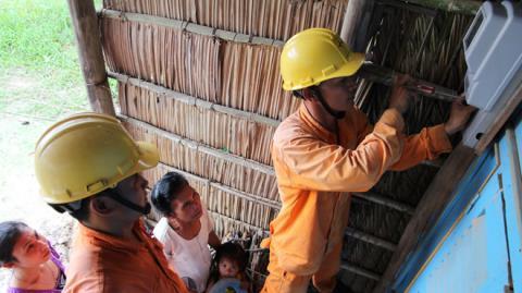 EVN đề xuất tăng mua điện từ Trung Quốc