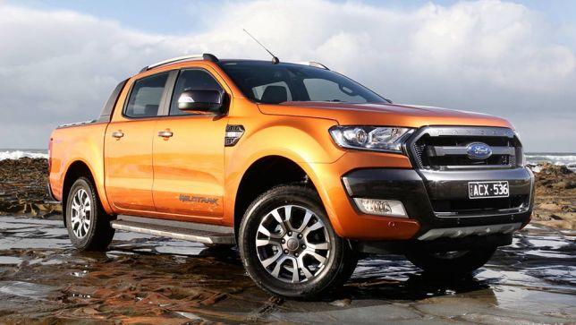 Top 10 xe tháng 6/2016: Ford Ranger giữ vững ngôi vương